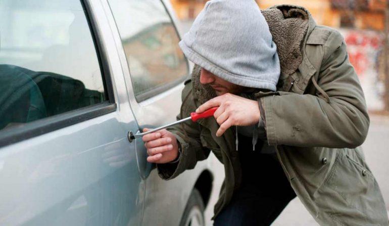 На Франківщині від початку року викрадено більше 60 автівок