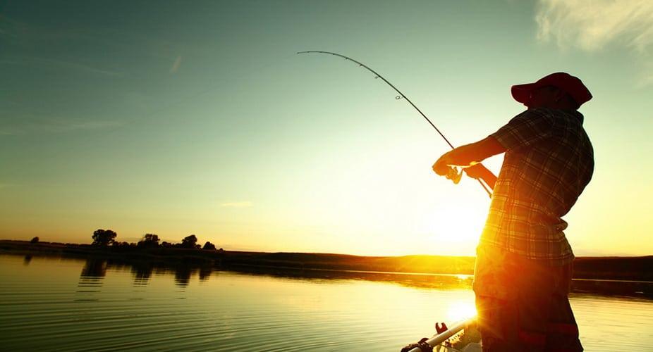 На Прикарпатті представники ЗМІ взяли участь у риболовному турнірі (відеосюжет)