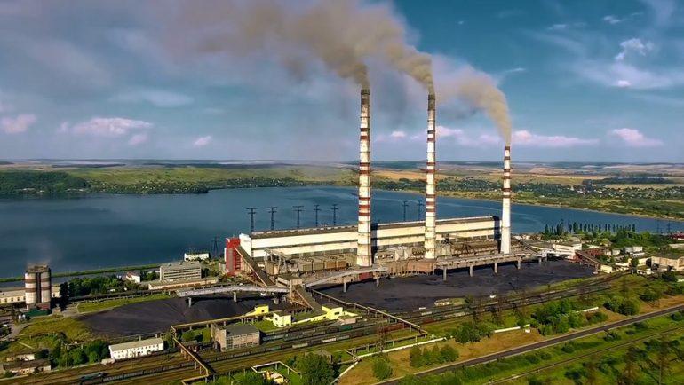 Найбільшим забруднювачем повітря на Прикарпатті залишається Бурштинська ТЕС