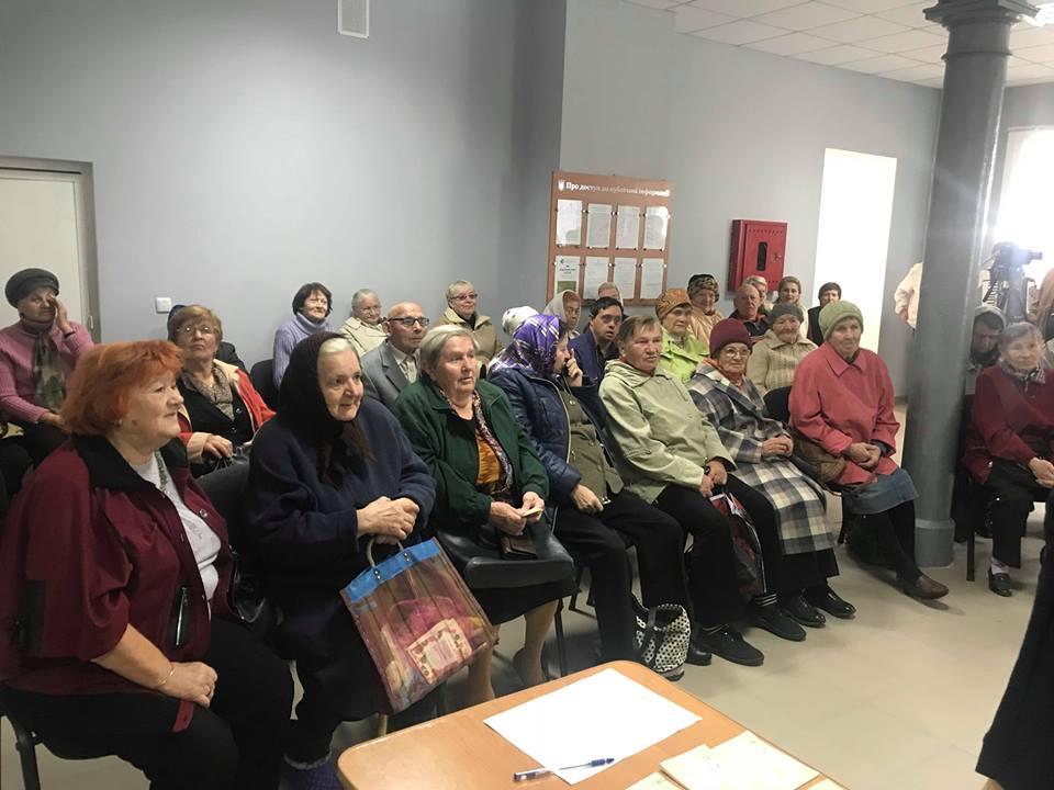 """Результат пошуку зображень за запитом """"У Коломиї відзначили Міжнародний день осіб похилого віку"""""""