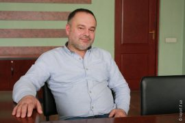 Головний архітектор Франківська Дмитро Нижник йде з посади 60508680d1e48