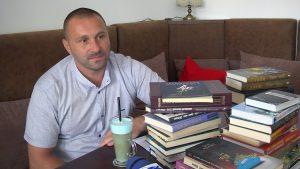 Ветерани війни на Сході й активісти збирають бібліотеку для госпіталю ветеранів війни